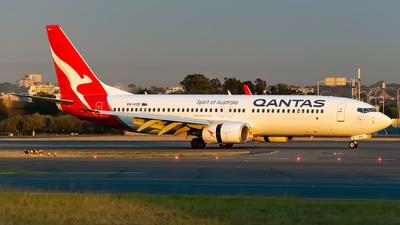 VH-VZB - Boeing 737-838 - Qantas