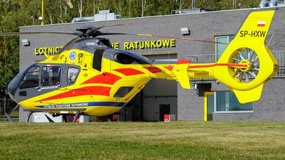 SP-HXW - Eurocopter EC 135P2+ - Poland - Medical Air Rescue