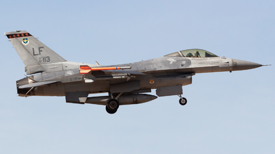 97-0113 - General Dynamics F-16C Fighting Falcon - Singapore - Air Force