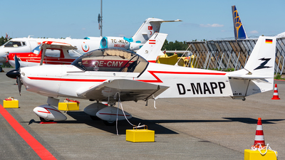 D-MAPP - Roland Aircraft Z-602 - Private