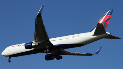 N191DN - Boeing 767-332(ER) - Delta Air Lines