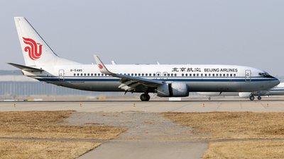 B-5485 - Boeing 737-89L - Beijing Airlines