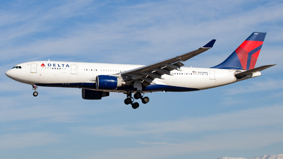 A picture of N860NW - Airbus A330223 - Delta Air Lines - © John Marzo
