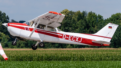 A picture of DECXJ - Cessna F172M - [0974] - © Timo Frisch