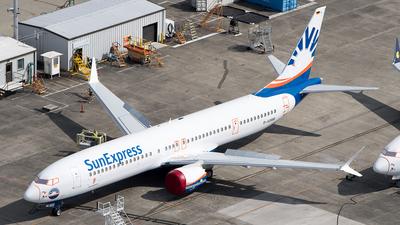 A picture of DASMB - Boeing 737 MAX 9 - [64963] - © Daniel Dominguez