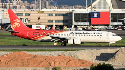 B-1939 - Boeing 737-87L - Shenzhen Airlines