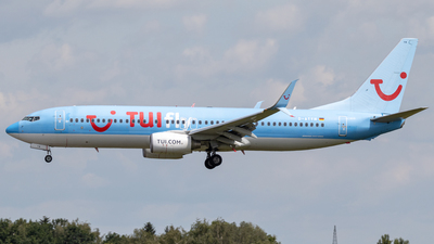 A picture of DATYH - Boeing 7378K5 - TUI fly - © Michael Knüfer