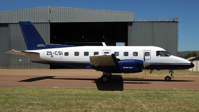 ZS-CSI - Embraer EMB-110 Bandeirante - Private