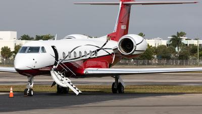 N885GM - Gulfstream G550 - Private