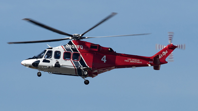 N304FD - Agusta-Westland AW-139 - United States - Los Angeles City Fire Department