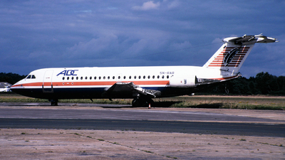 5N-BAB - British Aircraft Corporation BAC 1-11 Series 414EG - ADC Airlines