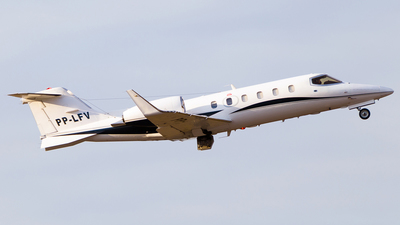 A picture of PPLFV - Learjet 31 - [31010] - © Leandro Luiz Pilch