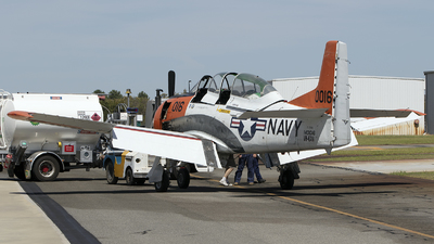 VH-KAN - North American T-28B Trojan - Private