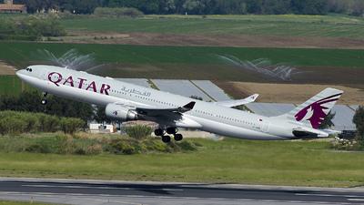 A7-AEB - Airbus A330-302 - Qatar Airways