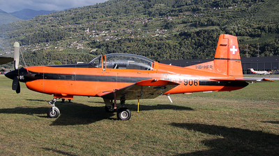 HB-HPR - Pilatus PC-7 - Private