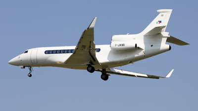 I-JAMI - Dassault Falcon 7X - Sirio Executive