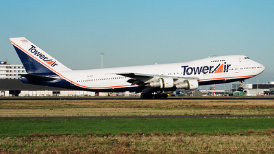N618FF - Boeing 747-212B - Tower Air