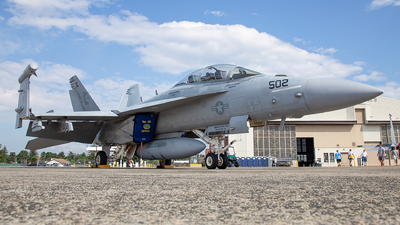 168253 - Boeing EA-18G Growler  - United States - US Navy (USN)