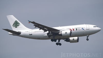 F-OHLI - Airbus A310-304 - Middle East Airlines (MEA)