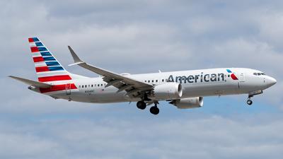 N306RC - Boeing 737-8 MAX - American Airlines