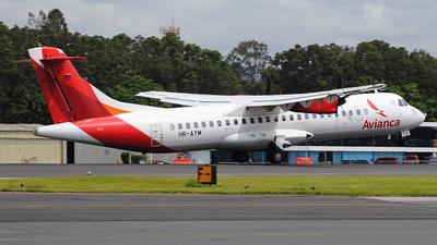 HR-AYM - ATR 72-212A(600) - Avianca