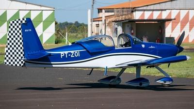 PT-ZOI - Vans RV-7A - Private