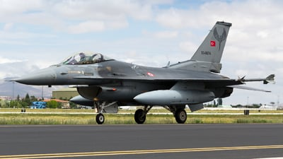 93-0674 - Lockheed Martin F-16C Fighting Falcon - Turkey - Air Force