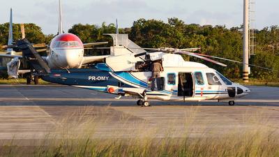 PR-OMY - Sikorsky S-76C - Omni Táxi Aéreo