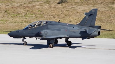 259 - British Aerospace Hawk Mk.120 - South Africa - Air Force