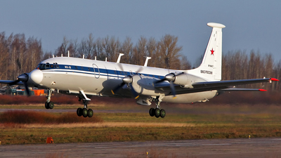 RF-94417 - Ilyushin IL-22M Bizon - Russia - Air Force