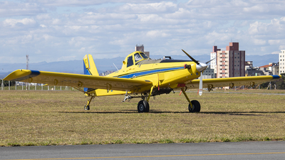 PS-SBR - Air Tractor AT-502B - Aeroterra Aviação Agrícola