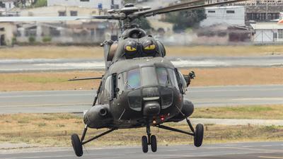 E-482 - Mil Mi-171C - Ecuador - Army