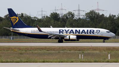 EI-GJK - Boeing 737-8AS - Ryanair
