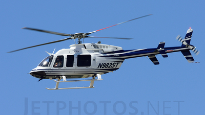 N982ST - Bell 407GX - Private