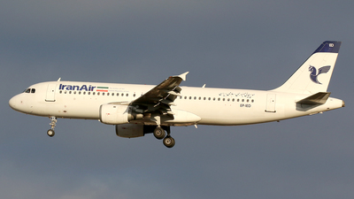 A picture of EPIED - Airbus A320212 - Iran Air - © Stig Rokkones