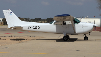 4X-CGD - Cessna 172N Skyhawk II - AIT Aviation