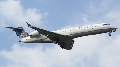 N784SK - Bombardier CRJ-702 - United Express (SkyWest Airlines)