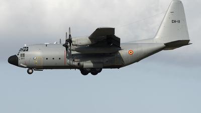 CH-11 - Lockheed C-130H Hercules - Belgium - Air Force
