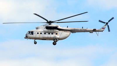 RA-22700 - Mil Mi-8AMT Hip - Aircompany SKOL