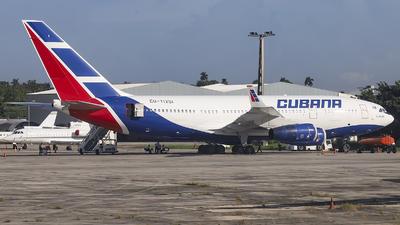 CU-T1251 - Ilyushin IL-96-300 - Cubana de Aviación
