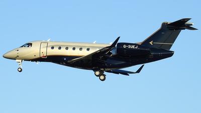 G-SUEJ - Embraer EMB-550 Legacy 500 - Saxon Air