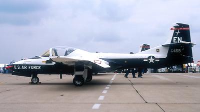 64-13469 - Cessna T-37B Tweety Bird - United States - US Air Force (USAF)