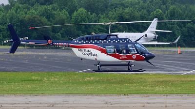 A picture of N118AE - Bell 206L1 LongRanger II - [45724] - © Agustin Anaya