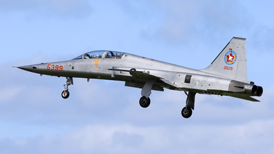 5399 - Northrop F-5F Tiger II - Taiwan - Air Force