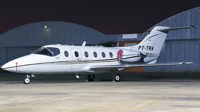 PT-TRA - Beechcraft 400A Beechjet - Private