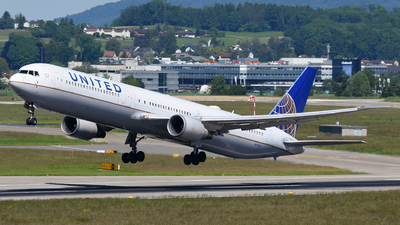 N69063 - Boeing 767-424(ER) - United Airlines