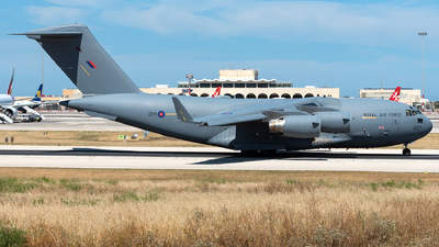 ZZ171 - Boeing C-17A Globemaster III - United Kingdom - Royal Air Force (RAF)