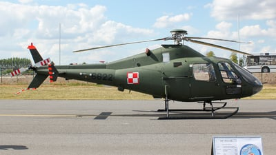 6622 - PZL-Swidnik SW-4 - Poland - Air Force