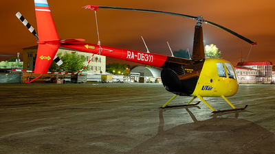 RA-06311 - Robinson R44 Raven II - UTair Aviation