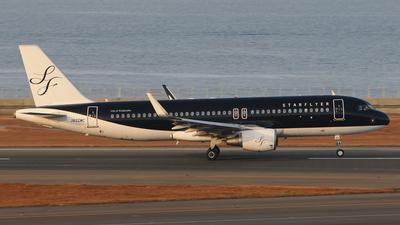 A picture of JA22MC - Airbus A320214 - Starflyer - © Kinmei